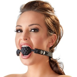 Silicone Ball Gag by Bad Kitty - or-24926601001