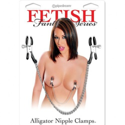 FF Aligator Nipple Clamps by Pipedream - pd2177-00