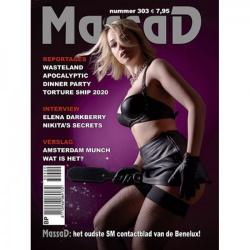 Massad BDSM Magazine 303 - Massad editie - September - Oktober 2020 - ms-massadmagazine303_2