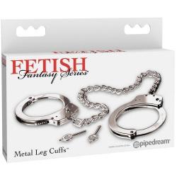 Metalen enkelboeien van Pipedream Fetish Fantasy - or-05439340000