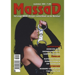 Massad BDSM Magazine 304 November - December 2020 - ms-massadmagazine304