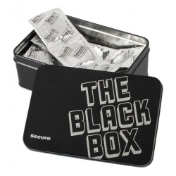 The Black Box pack of 50 - or-04132910000