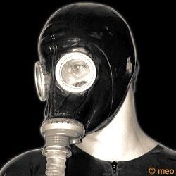 Russisch Gasmasker - mrb-631300