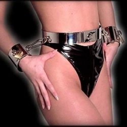 Bondage gordel van Lust und Liebe - ll-fe050