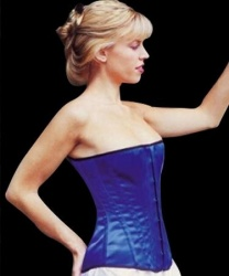Axfords C130 Satijnen corset - Ax-C130
