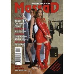 Massad BDSM Magazine 296- Massad editie Juni - Juli 2019 - ms-massadmagazine296