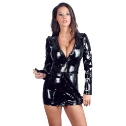 Lack-Mantelkleid von Black Level - or-2850079