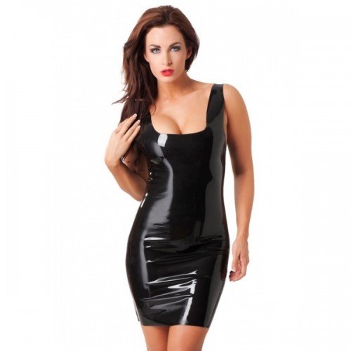 Latex-Minikleid - ri-9016
