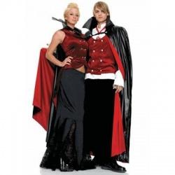 Vampier kostuums - leg-83259