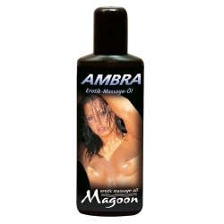 Erotische Massage Olie Ambra 100ml - Or-06220100000