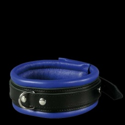 Smalle halsboei blauw - os-0100-1b