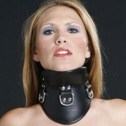 Nek Corset Halsband van NL Leather - nl-bnb2