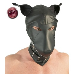 Honden Masker van Fetish Collection - or-24900991000