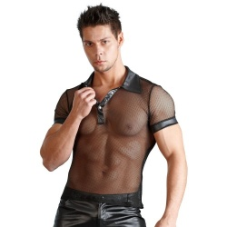Wetlook Heren shirt - or-2160366
