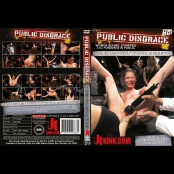 Public Disgrace 21 - Adorable Jessi Palmer is Suspended by Just her Pigtails and Ankles and Fucked - KINK-PD-021