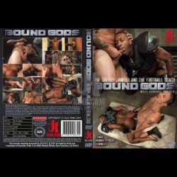 Bound Gods 8 - The creepy janitor and the football coach - KINK-BG-008