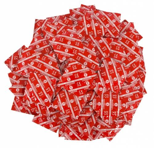 London condooms van DUREX 100 stuks - or-04109260000