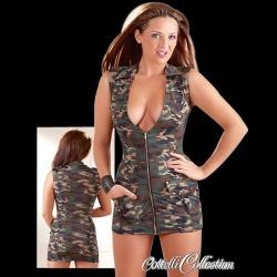 Militair Camouflage jurkje maat X-Large - Or-247008090