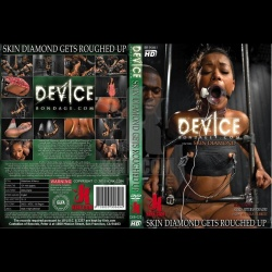 Device Bondage 22 - Skin Diamond gets roughed up by Jack Hammer - KINK-DEB-022