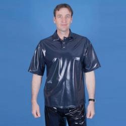 PVC Mens Polo Shirt size 4XL - pul-to15-4xl